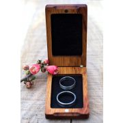 Gyűrűtartó doboz esküvőre – Alida
