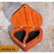 Gyűrűtartó doboz - Szívből szeretni